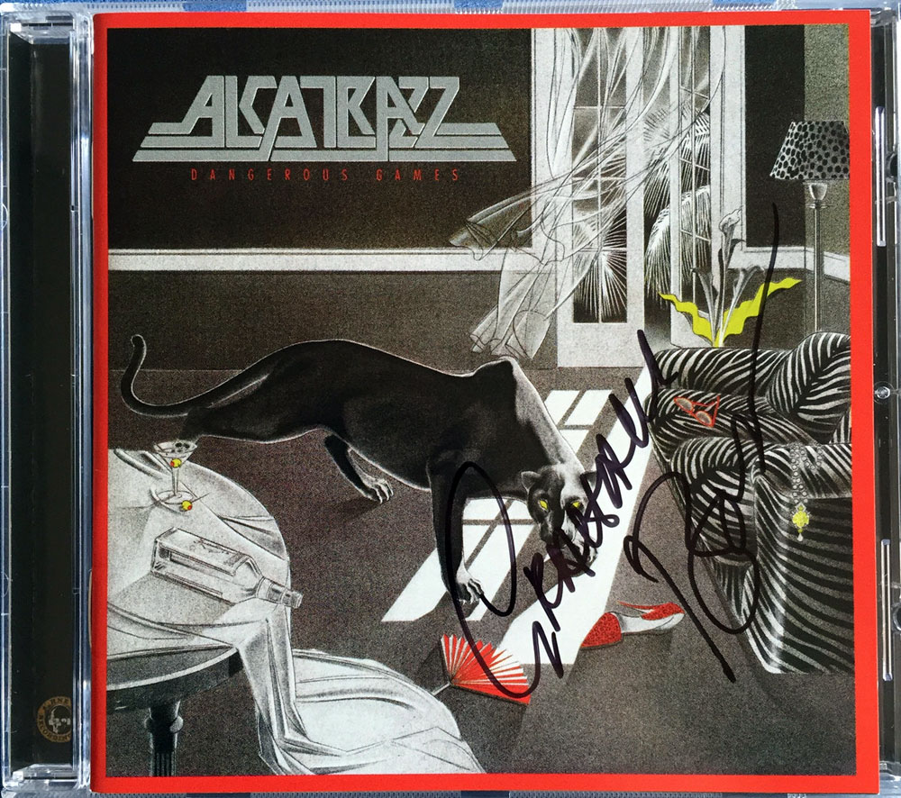 Alcatrazz CD